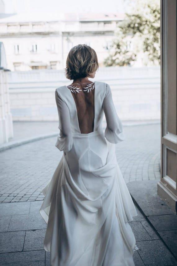Handmade Etsy Wedding Dress