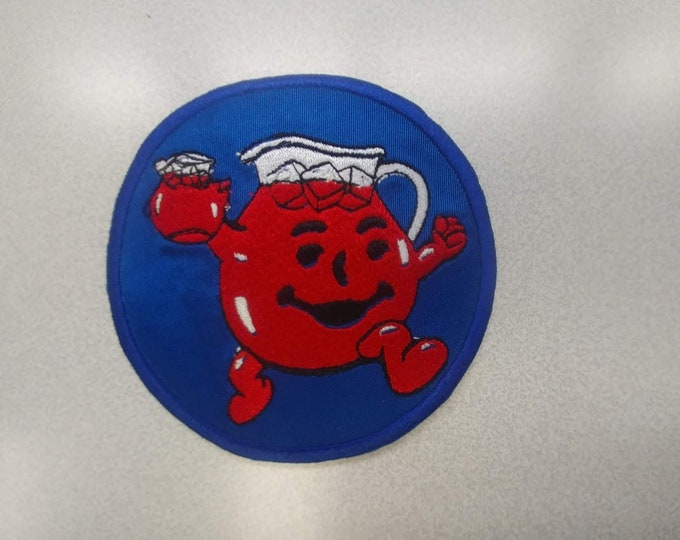 Kids Drink Character Patch