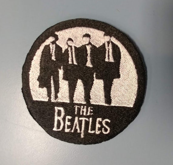 Embroidered Classic Rock Music Patch, Iron On Rock Group Band Patch, Music Lovers Patch