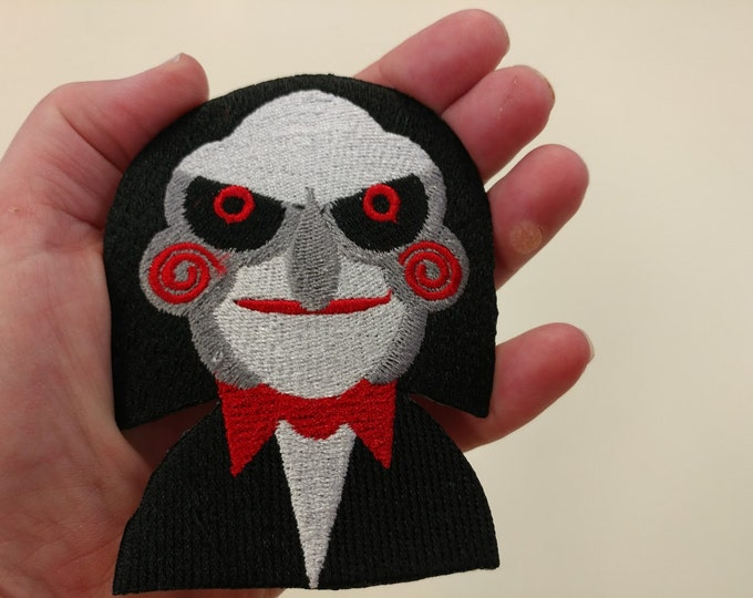 Movie Cult Classic Killer Embroidered Patch