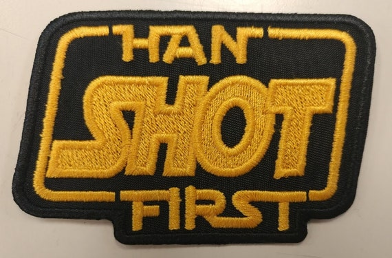 Sci Fi Space Galaxy Embroidered Patch, Iron On Cult Classic Patch