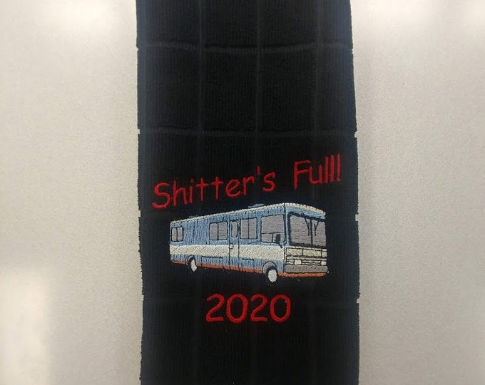 Cult Classic Christmas Movie Towel with Funny saying 2020