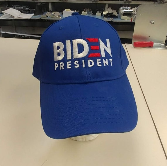 Democratic Party Embroidered Hat, Biden Cap