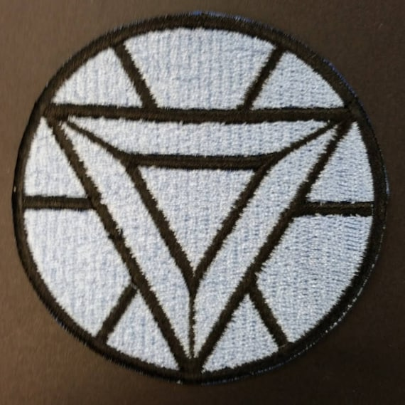 Iron Hero Patch, Iron Superhero Patch