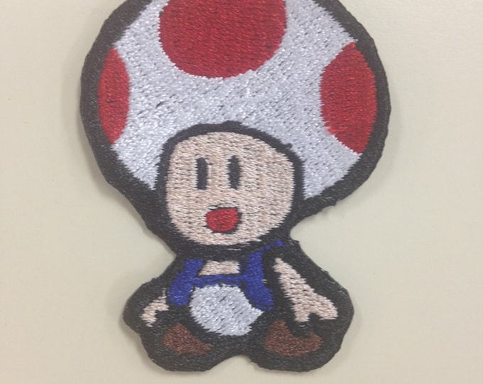 Gamer Embroidery Patches, classic Video Game Embroidered Patches, Geeky Iron On Patches