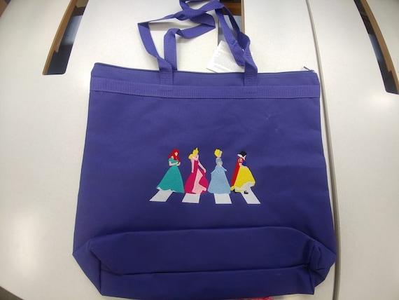 Princess Purple Tote Bag