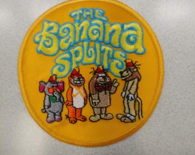 Throwback 70s Kids Variety show Embroidered Patch