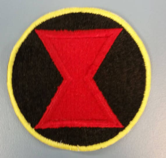 Female Superhero Embroidered Patch, Female Agent Iron On Patch,  Spider Patch