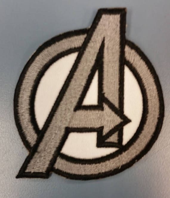 Superhero Group Embroidered Patch,  Heroes Iron On patch