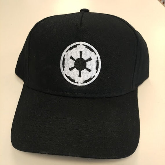 Sci Fi Bad Guys Cap, Empire Embroidered Hat, Sci Fi Fanwear