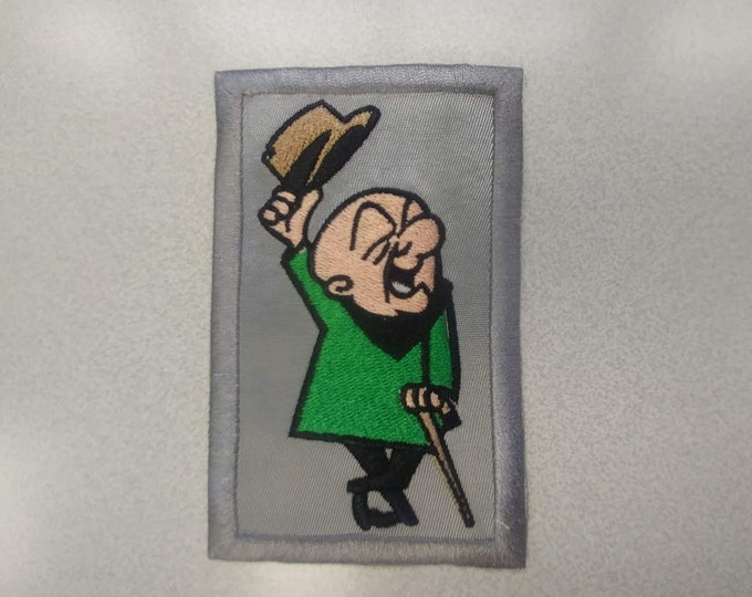 Classic Cartoon Character Patch