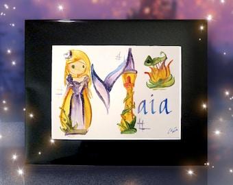 Disney Letter Art - Buy 2 Get 1 Free