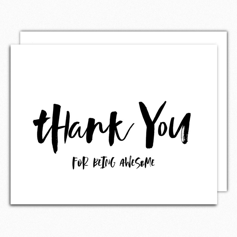 a8c7b23f301 Thank You Cards Set. Thank You Cards Wedding. Poshmark Thank image 0 ...