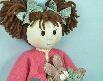 Millie & Rose Sewing Pattern - MAILED Posted Version