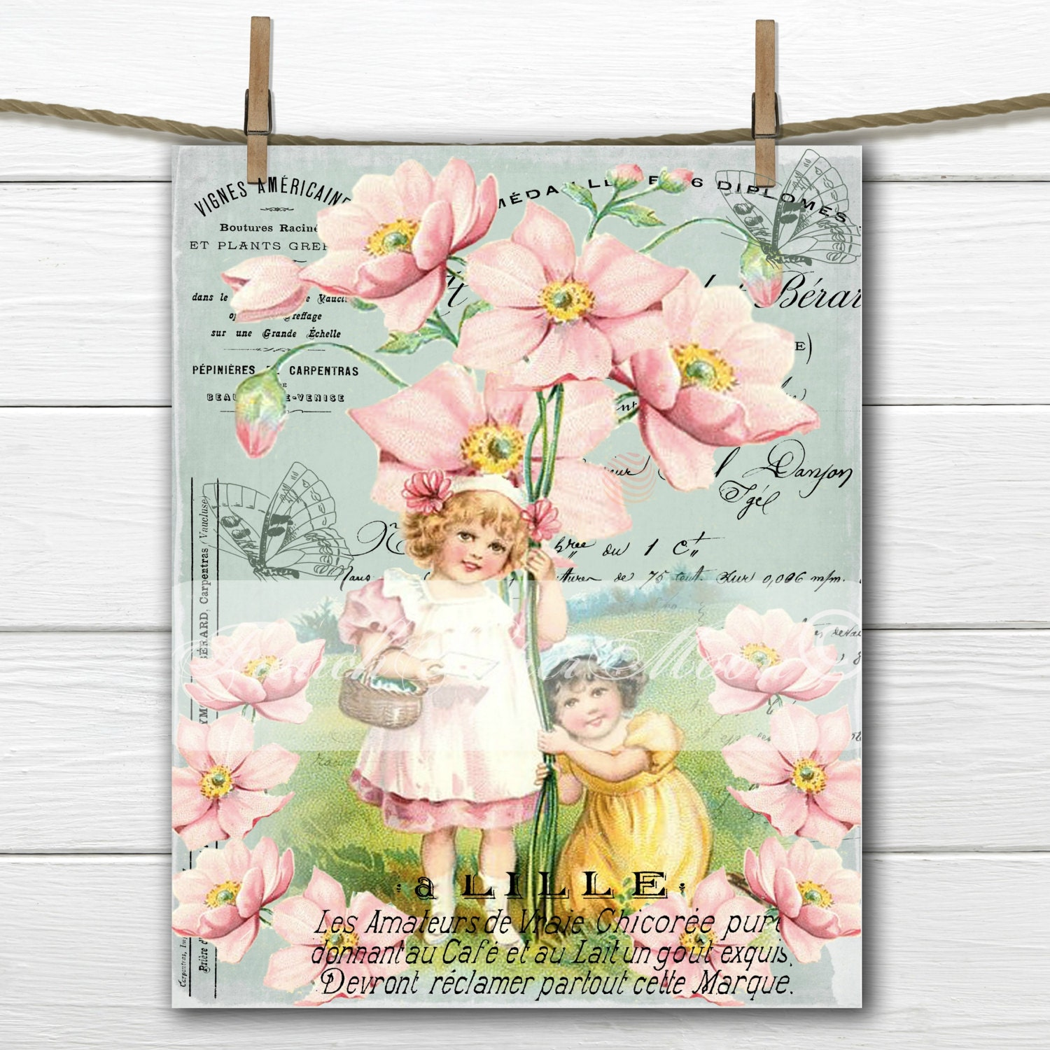 Image result for french vintage spring