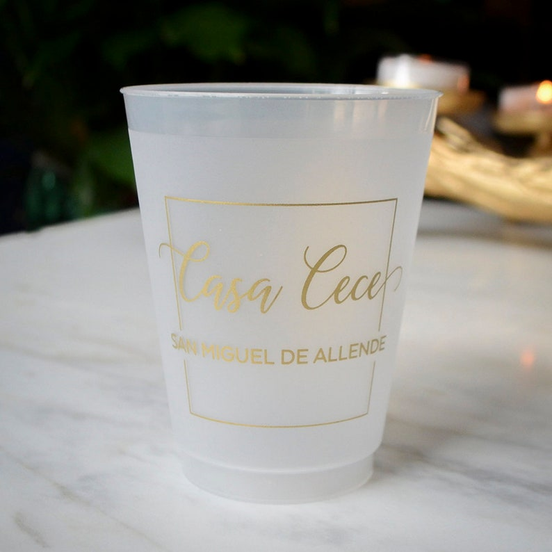 Printed Boat Cups Boat Party Cups Yacht Party Cups Boat Name Cups Custom Yacht Cups Shatterproof Cups Personalized Cups Poolside Cups