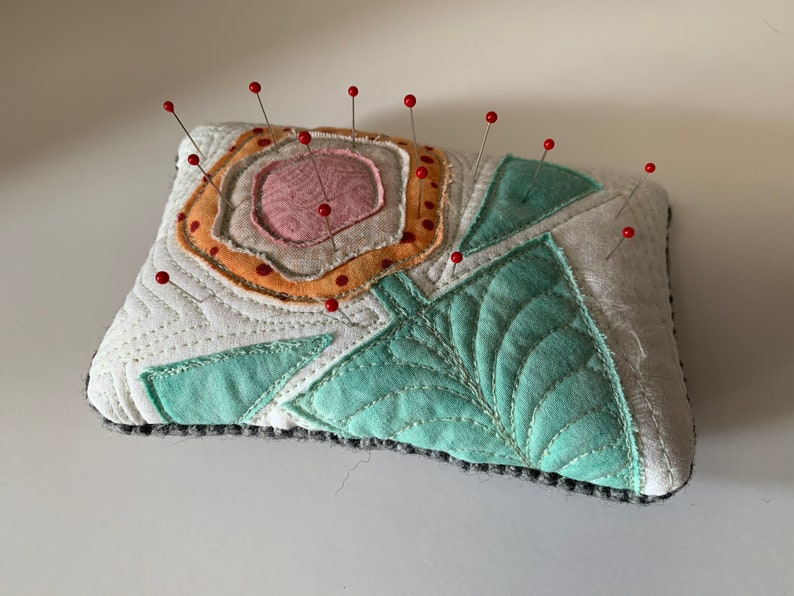 Pincushion-Quilted