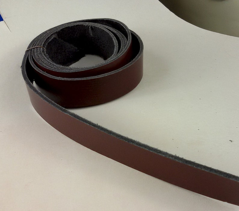 Leather Strap,30cm2.5 cm2.6mm,Oak Brown Double Butt Split,Real Cowhide,leather working,full grain leather belt,various widths straps