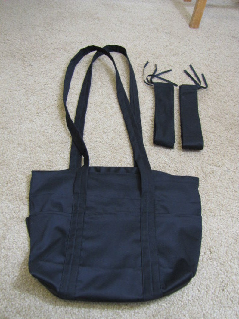 Made to Order Tube Cover with Tote Bag Wound V.A.C