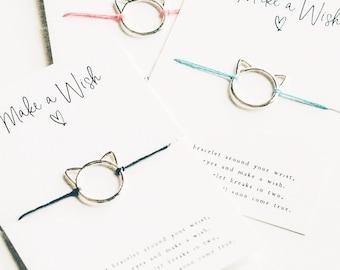 Cat Ears Wish Bracelet