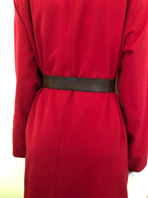 1980's, Pendleton, Lightweight Virgin Wool, Long … - image 3