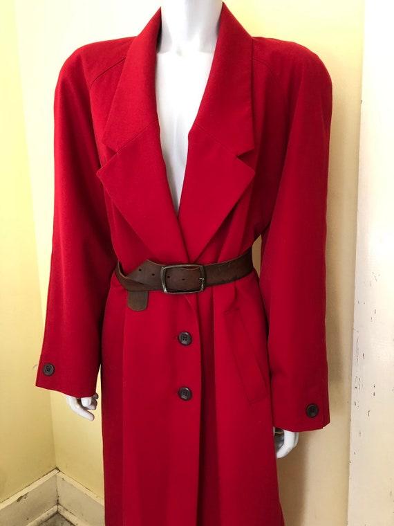 1980's, Pendleton, Lightweight Virgin Wool, Long … - image 10