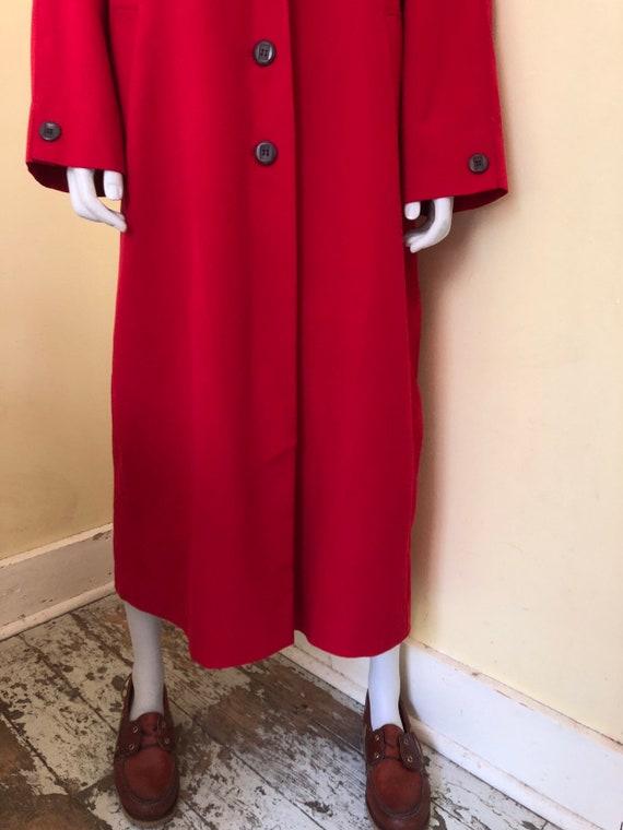 1980's, Pendleton, Lightweight Virgin Wool, Long … - image 8