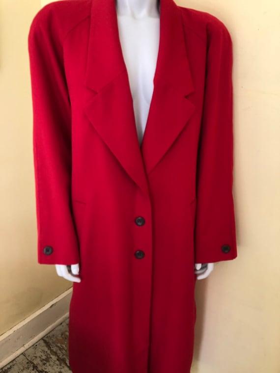 1980's, Pendleton, Lightweight Virgin Wool, Long … - image 7