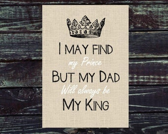 Fathers Day Gift For Dad Print And Pop Into Any Frame DIY Instant Download From Home Birthday