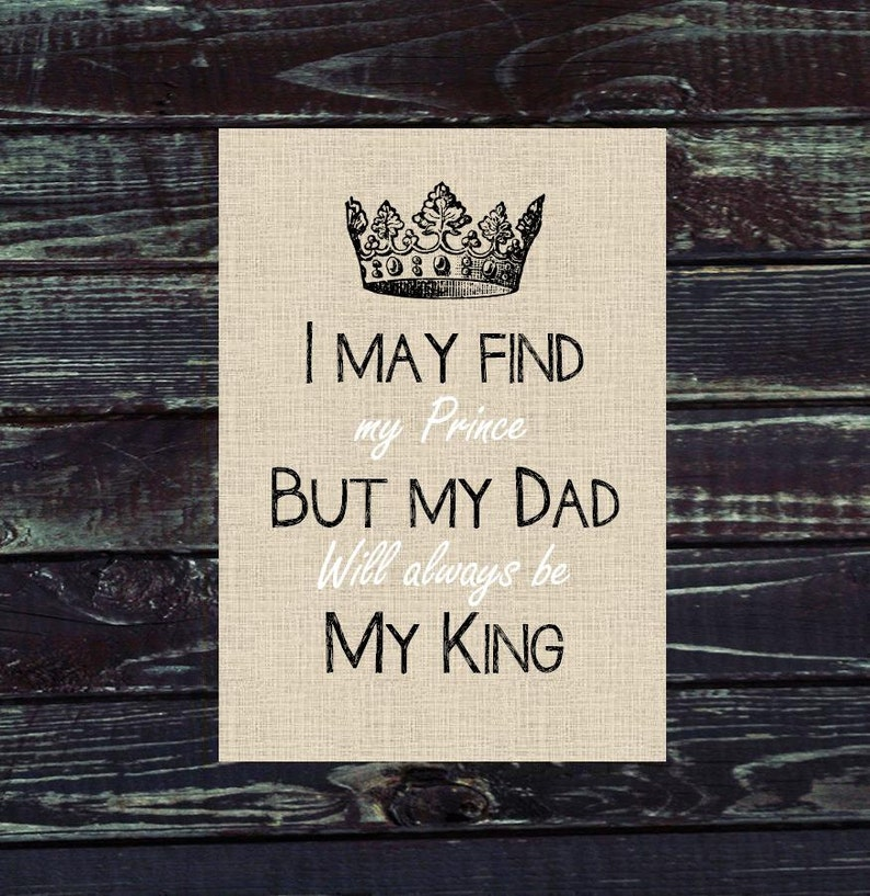 Fathers Day Gift For Dad Print And Pop Into Any Frame DIY