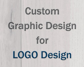 Professional Logo Design - Custom Made - OOAK