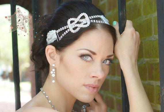 head pieces for brides headband bridal head piece wedding  f4566a5ba75
