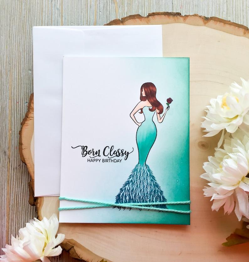 Handmade Birthday Card Girlfriend Best Friend