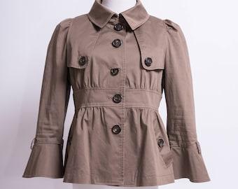 MOSCHINO Women's Button Up Coat / Jacket