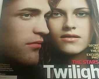 Twilight collectible Magazines Kristen Stewart Robert Pattinson