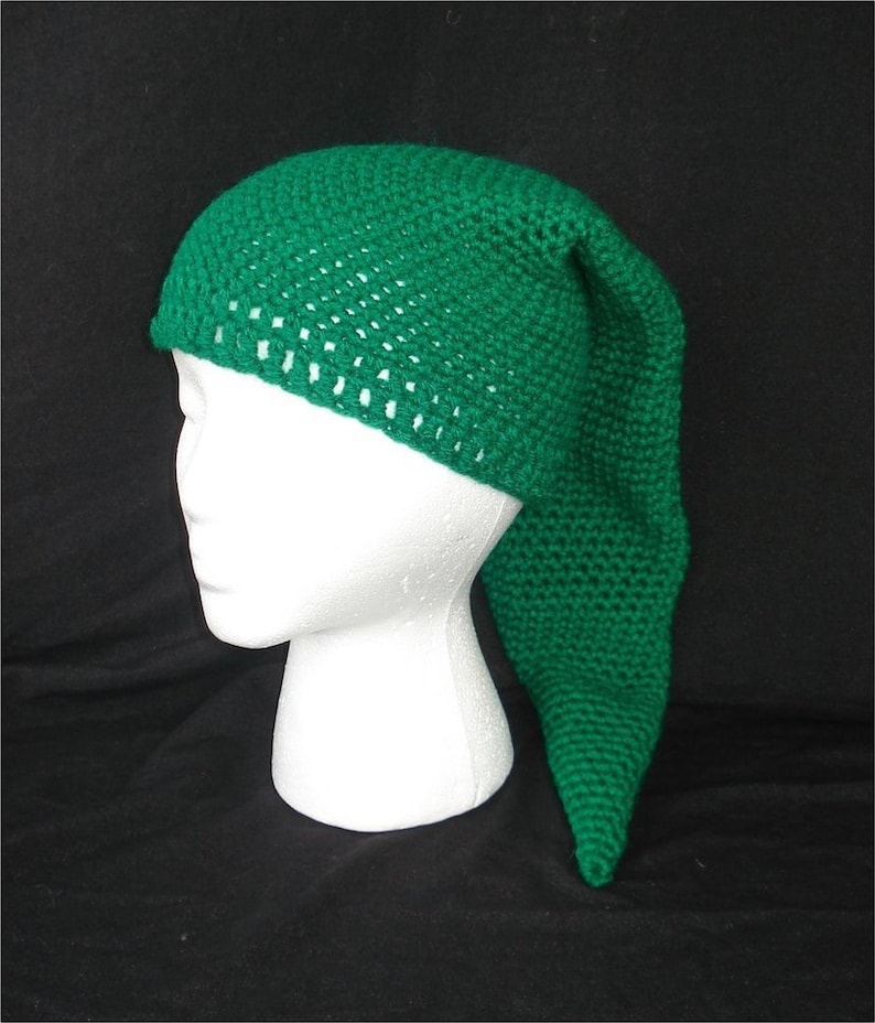 c42dc7423f0 Legend Of Zelda Link s Pointed Cap Inspired Beanie