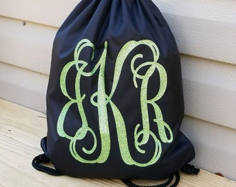 c965690ffe Black Drawstring Bag