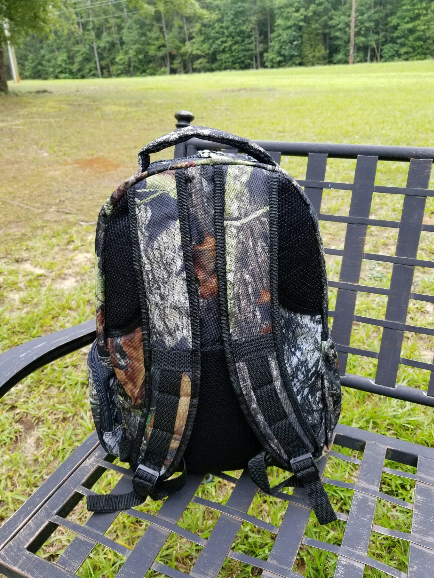 6808ad742c Camo Backpack