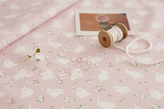 Waterproof fabric by the yard for home decor shower curtain tablecloth table runner Kitchen cushion Upholstery cover sewing /_YO1365493