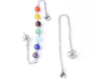 Dowsing pendulum chain
