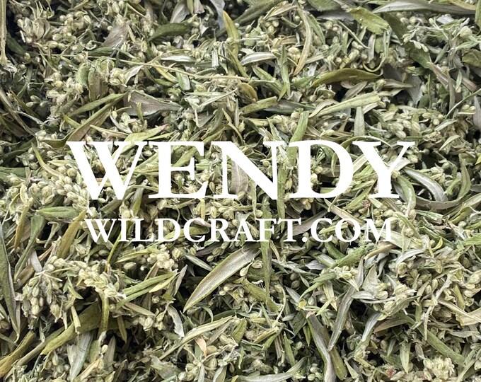 Featured listing image: Mugwort Leaf and Flower Organic