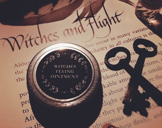 Featured listing image: Witches Flying Ointment