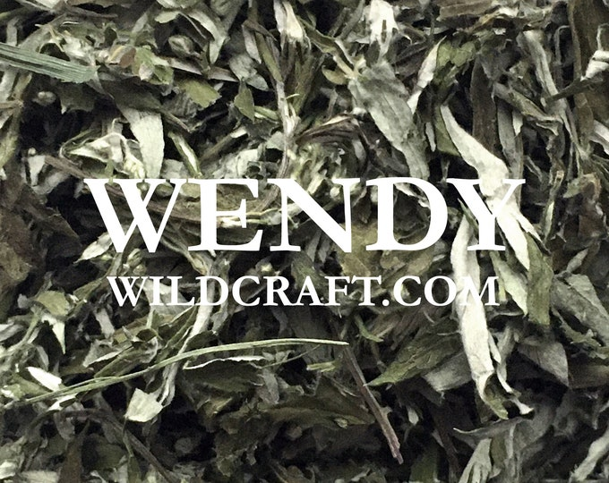 Featured listing image: Mugwort Herb Organic Dried Whole