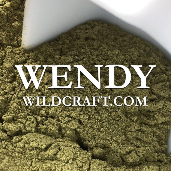 White Sage Powder Wildcrafted