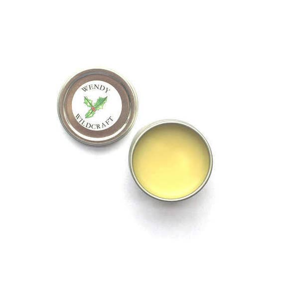 Natural Yule Lip Balm Wintergreen Lip Balm