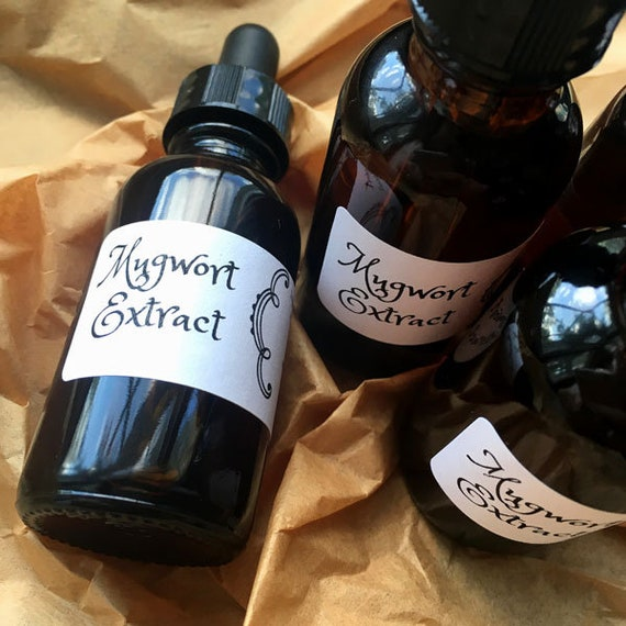 Mugwort Tincture Extract
