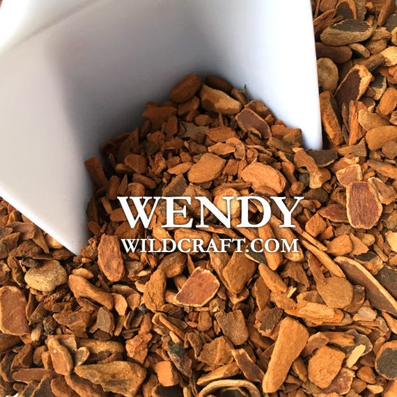 Sassafras Root Bark Wildcrafted