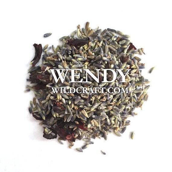 Lavender Hibiscus Tea Bulk