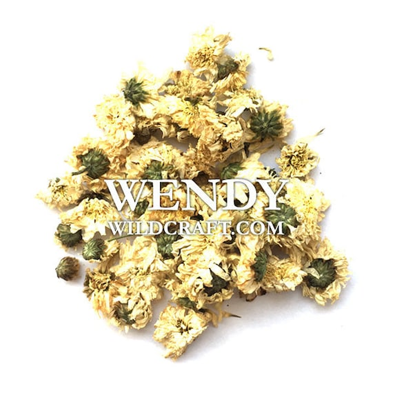 Whole Chrysanthemum Flowers Organic