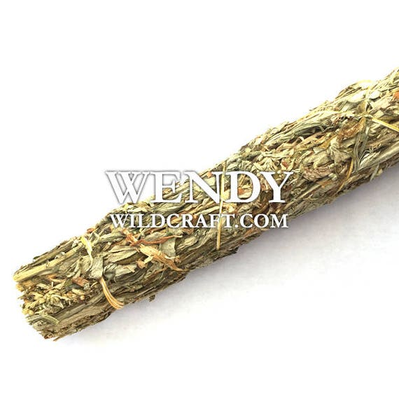 Mugwort Smudge Stick
